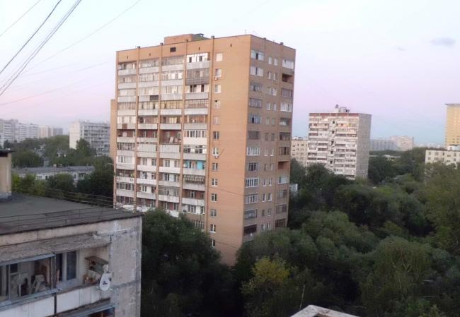 Москва, Путевой проезд, дом 38А Башня Вулыха II-67 (СВАО, район Алтуфьевский)