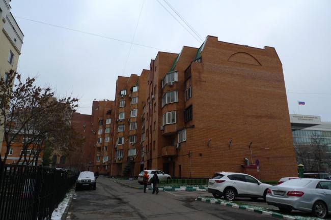 Москва, Селезневская улица, дом 4 (ЦАО, район Тверской)