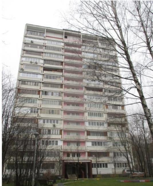 Москва, Криворожская улица, дом 29, корпус 1 (ЮАО, район Нагорный)