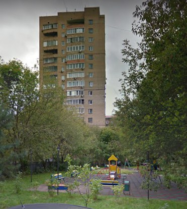 Москва, улица Бориса Галушкина, дом 19, корпус 1 Башня Вулыха (СВАО, район Алексеевский)