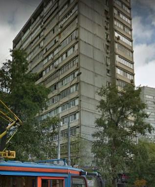 Москва, улица Бориса Галушкина, дом 3, корпус 1, Серия II-68 (СВАО, район Алексеевский)