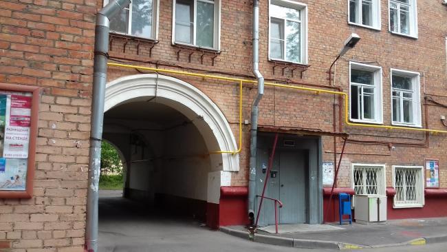 Москва, улица Бориса Галушкина, дом 17 (СВАО, район Алексеевский)