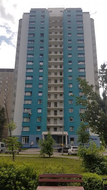 Москва, Октябрьская улица, дом 103, корпус 1 (СВАО, район Марьина Роща)
