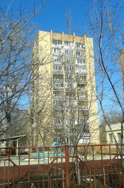 Москва, улица Шкулева, дом 3Б (ЮВАО, район Текстильщики)