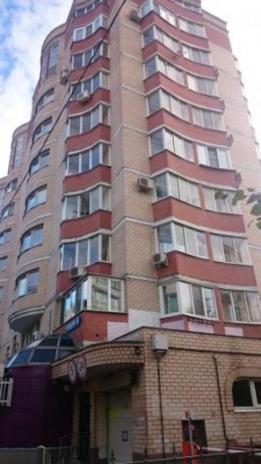 Москва, Криворожская улица, дом 21, корпус 3 (ЮАО, район Нагорный)