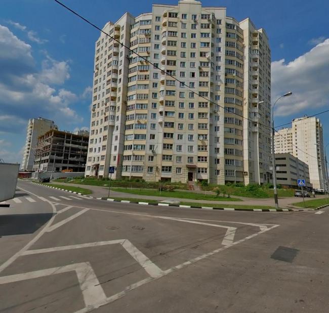 Москва, улица Гурьянова, дом 4, корпус 1 Серия 111м (ЮВАО, район Печатники)