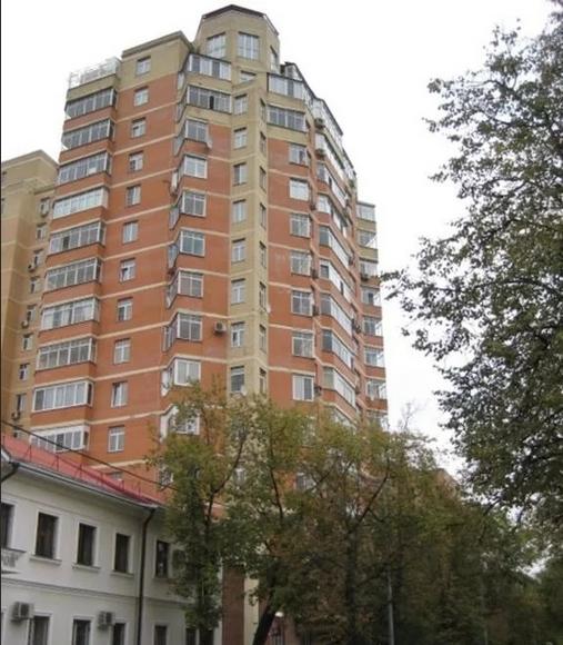 Москва, улица Шкулева, дом 9, корпус 2 (ЮВАО, район Текстильщики)