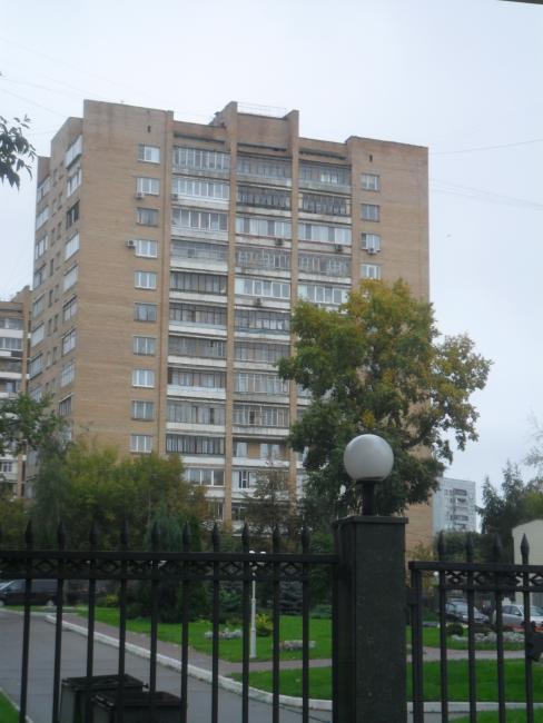 Москва, Волоколамское шоссе, дом 60, корпус 1 Башня Вулыха (СЗАО, район Покровское-Стрешнево)