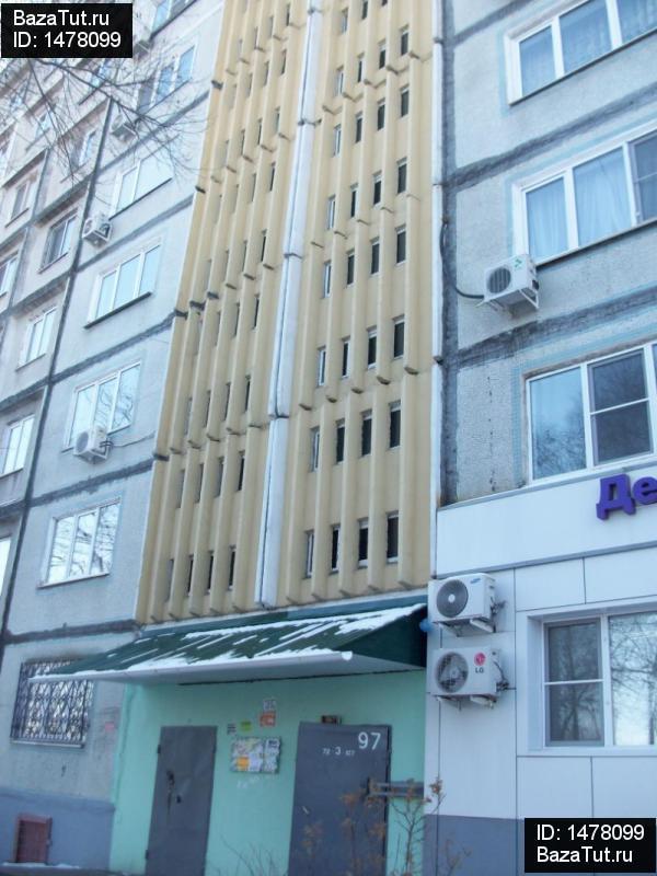 г. Хабаровск, ул. Большая 97, девятиэтажка, панель. Демонтаж и срезка стен