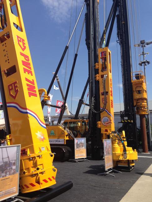 Специальное строительного оборудование - MOVAX OY, DIESEKO Group B.V., PVE Piling and Drilling Rigs B.V., REMU OY