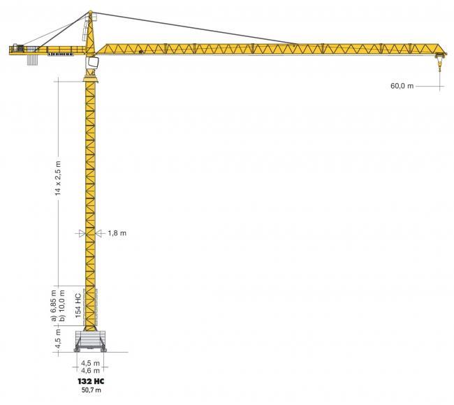 Продажа и аренда строительного оборудования, включая башенные краны в Москве