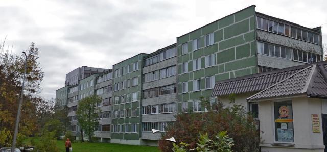 Серия 88 проект 111-88 -3, -7 - планировка квартир, 5-ти этажка 85-го года. 6 подъездов, торцевые лоджии