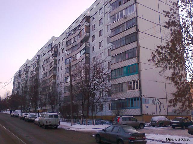 серия 90 с косыми балконами