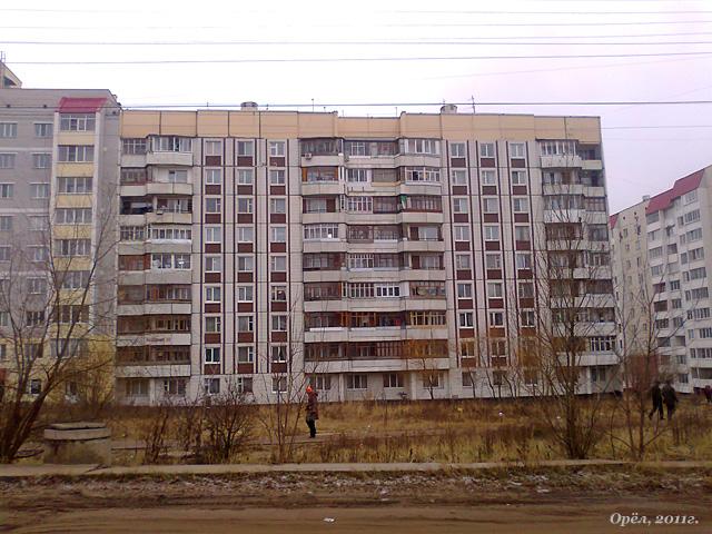 П44 девятиэтажка лицевая