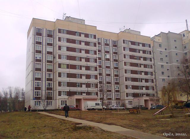 П44 девятиэтажка дворовая