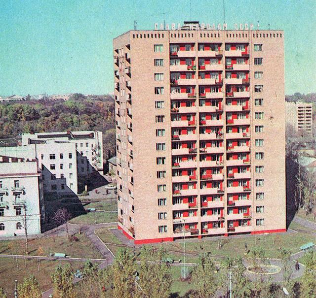 Башня Вулыха, в г. Орёл, типовые серии