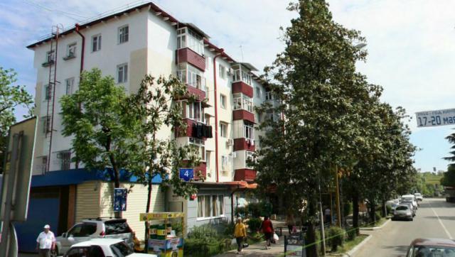 Типовые серии Сочи - улица Гагарина дом 4