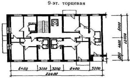 дома серии 125 плюс планировки квартир (отр.адм.) Помогите определить серию и найти планировку дома