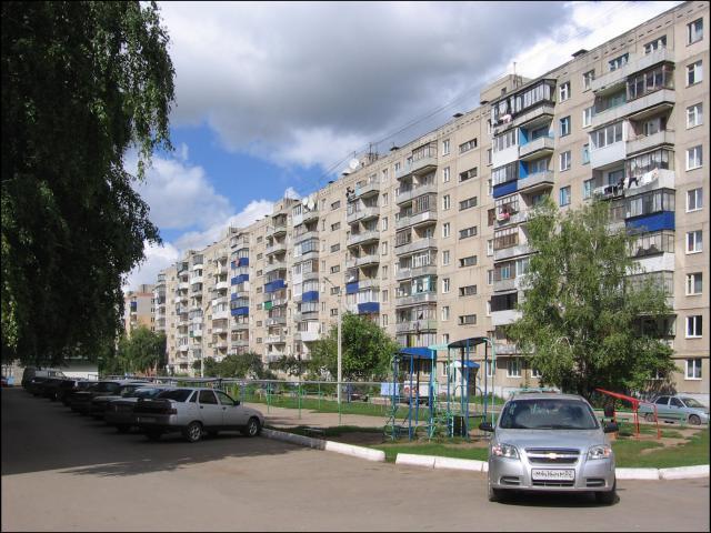 КПД, 9 этажей, 6 секций