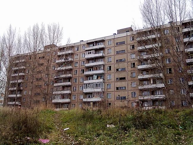 Расселенный 1-464Д в Саратове (2)