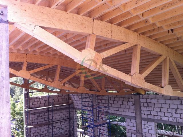 пример деревянных конструкций