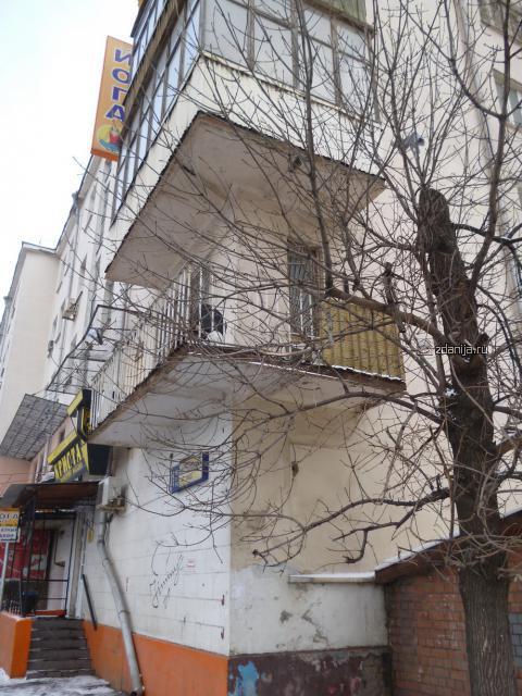 Автозаводская дом 17 корп.1 конструктивистский дом