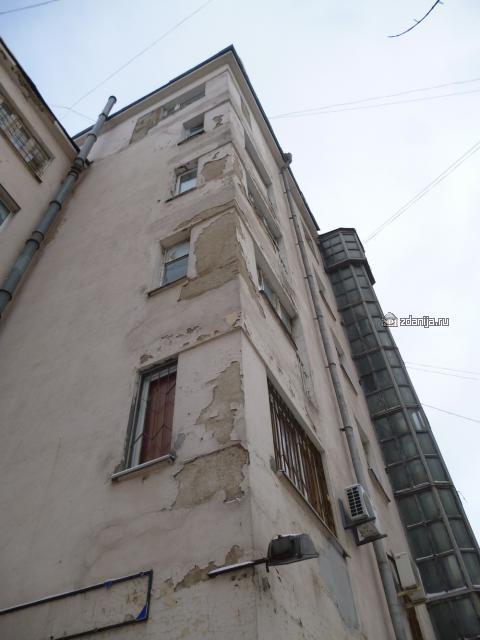 Квартал конструктивистских жилых домов на ул. Автозаводская (дом 19, корпуса 1, 2; дом 17, корпуса 1-3 и др.)