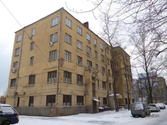 Автозаводская улица, 19 корп. 2 Москва