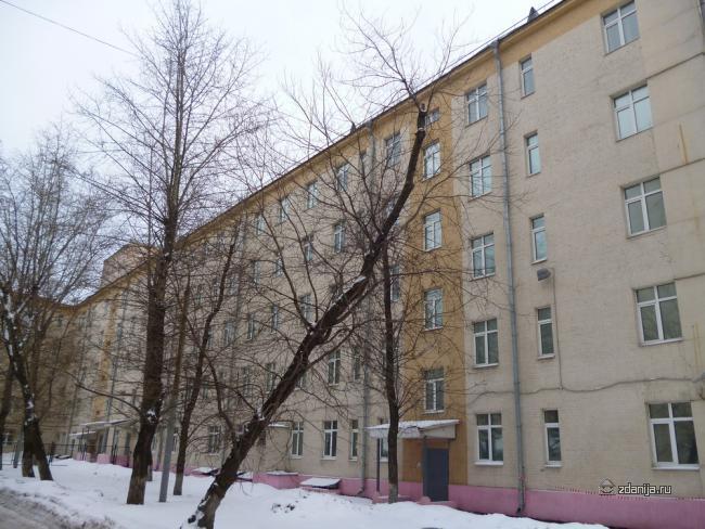 Автозаводская улица, дом 17 корп. 2