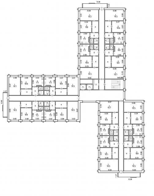 Типовой проект 1Лг-600А/УР-25 (отр.адм.) Уважаемые специалисты - что за чудо 9 этажка?