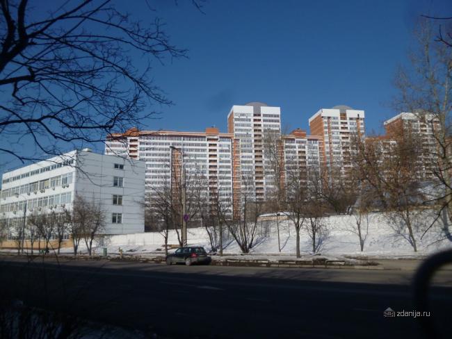 Что за дома в районе метро Кунцевская Москва?