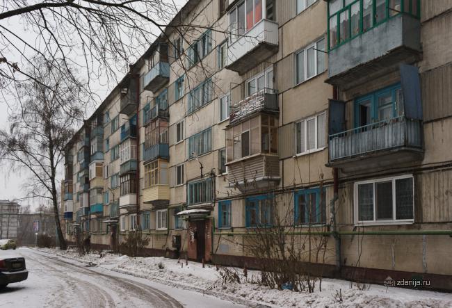 Хрущевка Казань