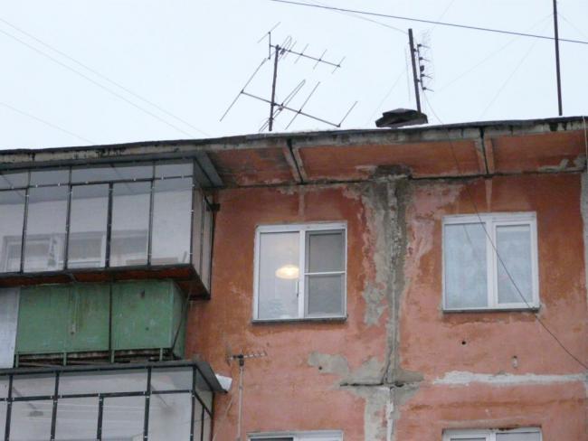 Плиты крыши