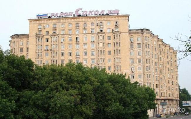 Москва, ул. Панфилова, дом 22, информация о доме