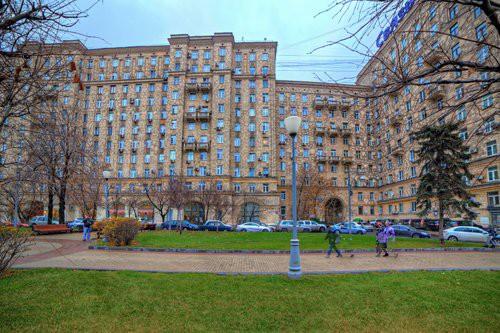 Москва, Победы пл., дом 2, корп. 2, информация о доме
