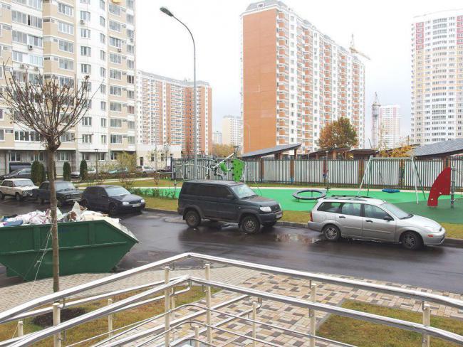 Москва, Атласова, 7 к1, Новомосковский АО, информация о доме