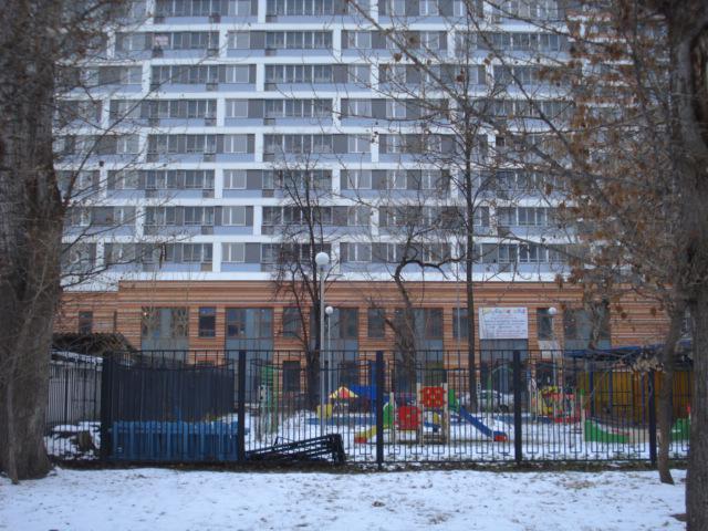 Россия, Москва, ул. Чистова, 16 к4, информация о доме