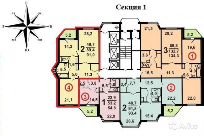 Москва, Люберцы, проспект Гагарина дом 22, корп. 1, информация о доме