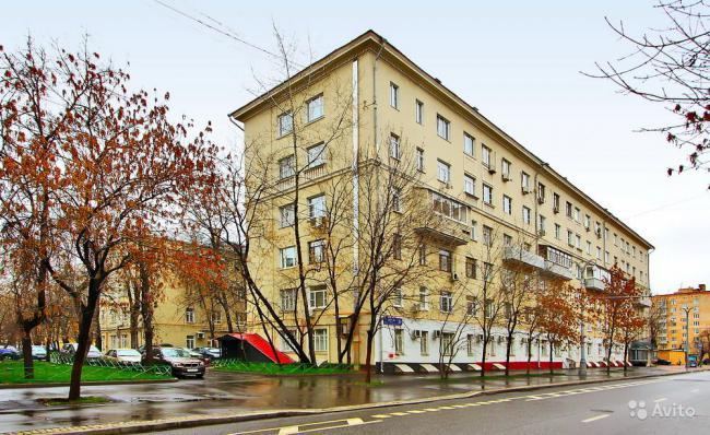 Москва, Мытная ул, дом 27, информация о доме