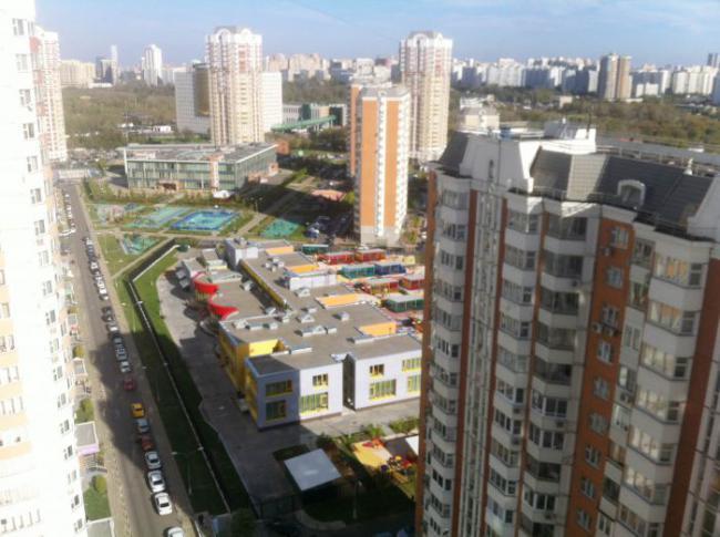 Москва, Большая Очаковская, 3, ЗАО, Очаково-Матвеевское, информация о доме