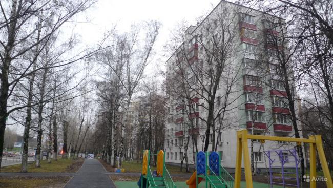 Москва, Севастопольский пр-кт, дом 48, корп. 1, информация о доме