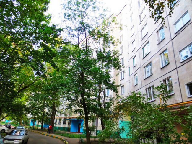 Москва, Красный Казанец ул., дом 3, корп. 2, информация о доме