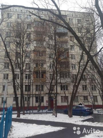 Москва, Балаклавский пр-кт, дом 24, корпус 2, информация о доме