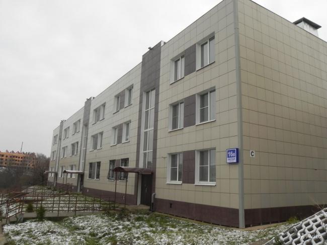 Москва, Светлый бульвар дом 16, корп. 2, информация о доме