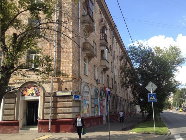 Москва, Парковая 3-я ул., дом 33, информация о доме