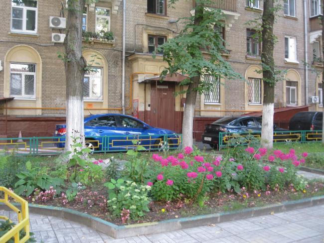 Москва, Песчаная 3-я ул., дом 3, информация о доме