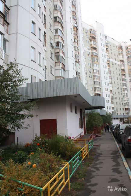 Москва, Волжский бульвар, дом 29, корп.1, информация о доме
