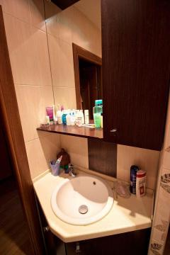 Примеры дизайна квартир и ремонта, П43, кухня, комнаты, прихожая, туалет, ванная