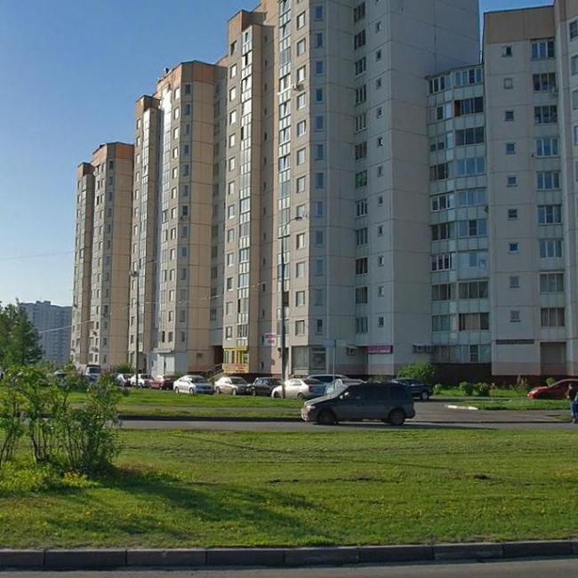 Москва, улица Академика Семёнова, дом 3, Серия П-55М (ЮЗАО, район Южное Бутово)