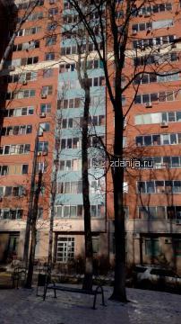 Москва, улица Гарибальди, дом 6, ЖК Бирюза (ЮЗАО, район Ломоносовский)